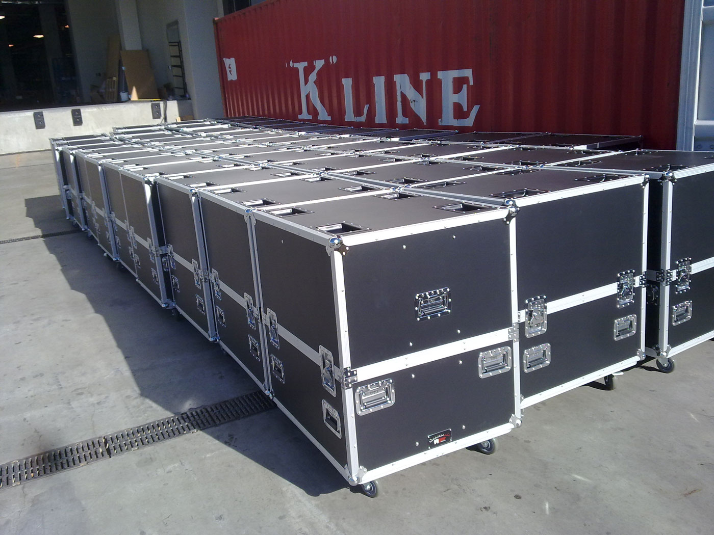Gig Gear Road Cases