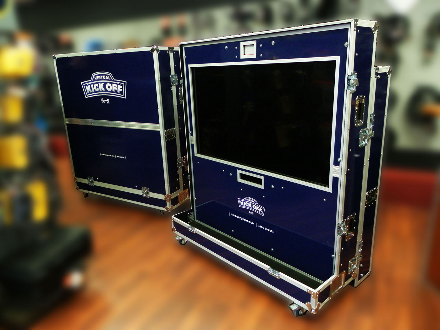 Custom Road Cases Protectapack Australia S Protective