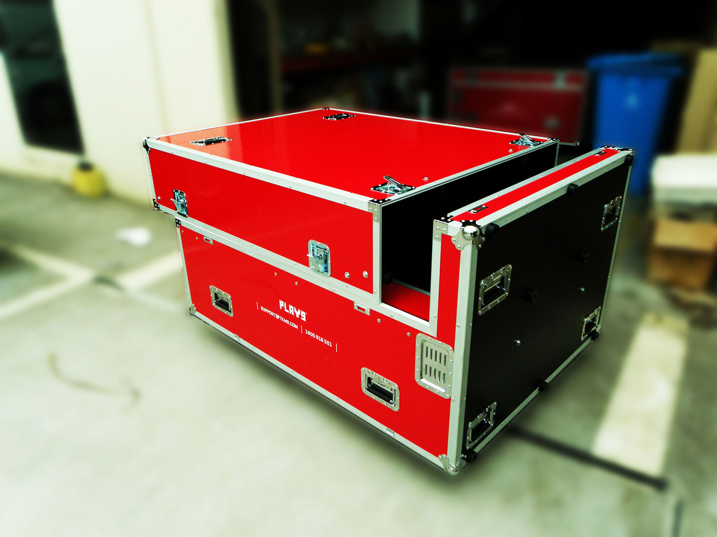Red Road Case