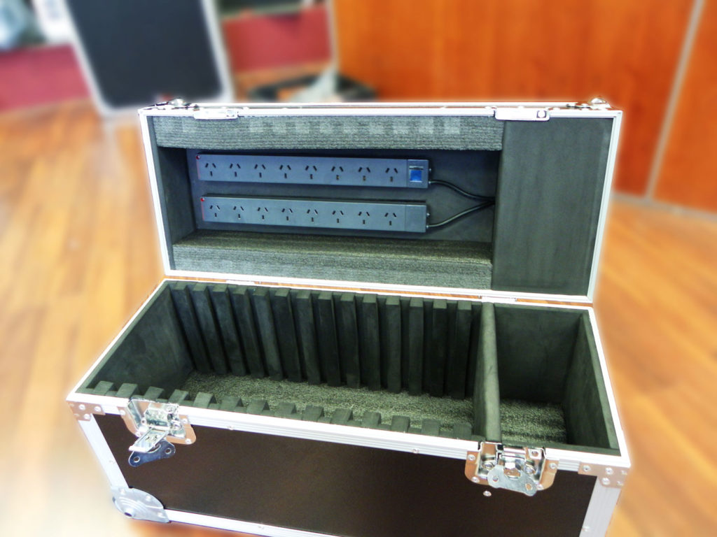 Flight Case with Power