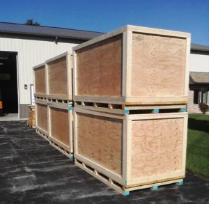 Large Shipping Crates