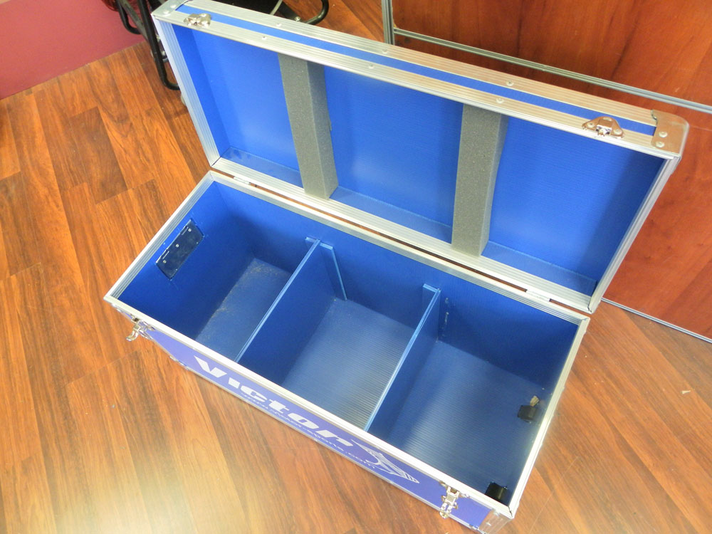 Corflute Box with Dividers